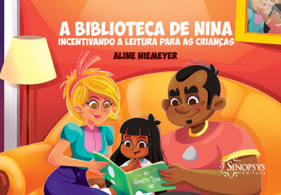A biblioteca de Nina: incentivando a leitura para as crianças
