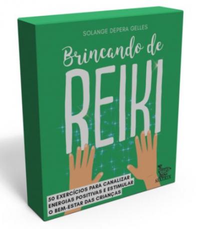 BRINCANDO DE REIKI