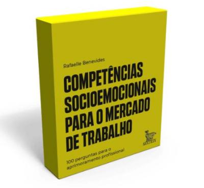CAIXINHA COMPETÊNCIAS SOCIOEMOCIONAIS PARA O MERCADO DE TRABALHO