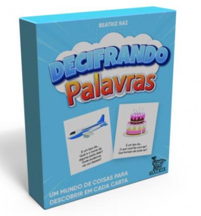 CAIXINHA DECIFRANDO PALAVRAS