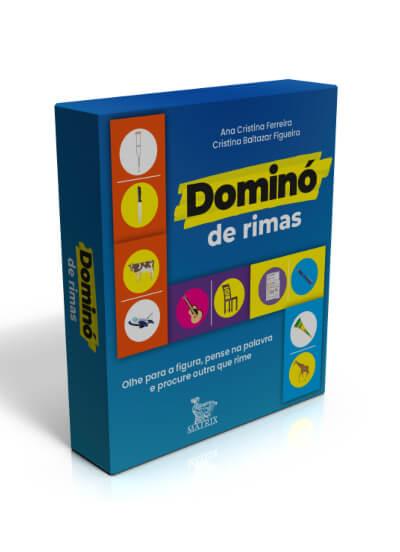 CAIXINHA - DOMINÓ DE RIMAS
