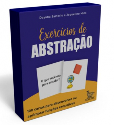 CAIXINHA EXERCÍCIOS DE ABSTRAÇÃO