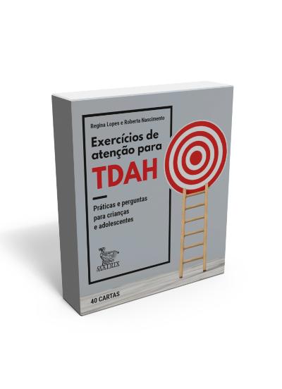 CAIXINHA EXERCÍCIOS DE ATENÇÃO PARA TDAH