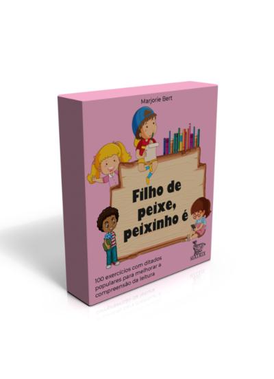 CAIXINHA - FILHO DE PEIXE, PEIXINHO É