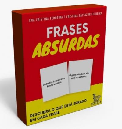 CAIXINHA - FRASES ABSURDAS