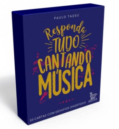 CAIXINHA - RESPONDA TUDO CANTANDO MÚSICA