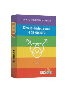 DIVERSIDADE SEXUAL E DE GÊNERO: 100 CARDS INFORMATIVOS SOBRE GÊNERO E SEXUALIDADE