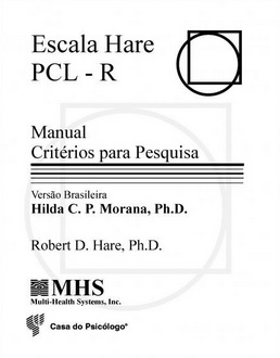 ESCALA HARE PCL-R (KIT COMPLETO)