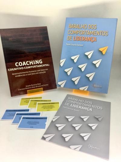 Kit Coaching Cognitivo-Comportamental + Baralho da Liderença