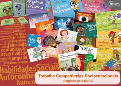 KIT COMPETENCIAS SOCIOEMOCIONAIS