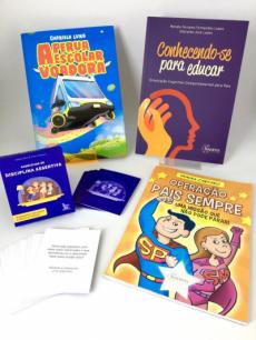 Kit comunicação assertiva para Psicoeducação de pais