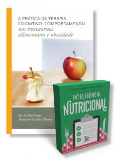Kit nutrição e transtornos alimentares Adultos