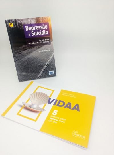 Kit sobre depressão e suicídio