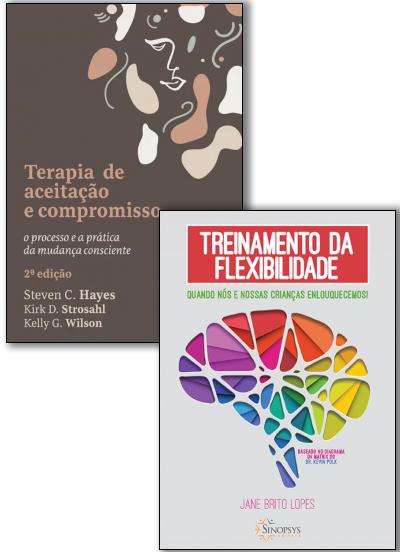 Kit Terapia de Aceitação e Compromisso + Treinamento da Flexibilidade