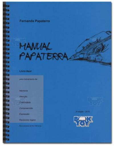 Manual Papaterra - Azul