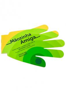 Mãozinha Amiga - Como ajudar a criança a lidar com as dificuldades sociais: Terapia cognitivo-Comportamental