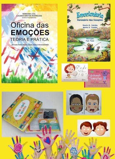 Oficina das emoções para crianças