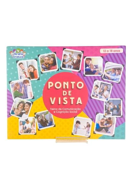 PONTO DE VISTA: Treino de Comunicação e Cognição Social
