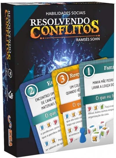 Resolvendo conflitos