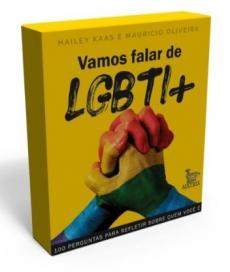 VAMOS FALAR DE LGBTI+